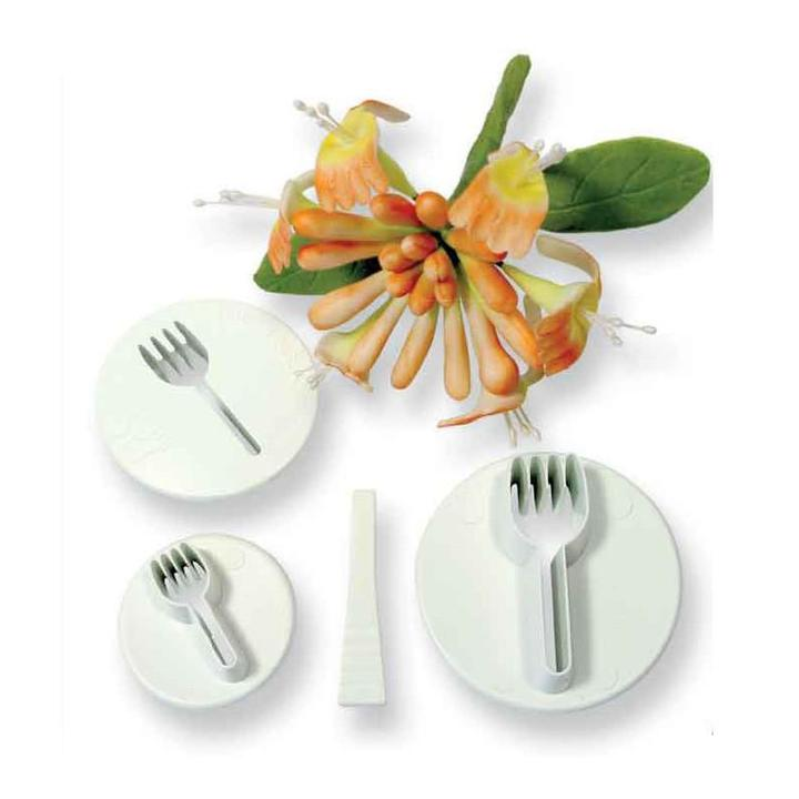 Honeysuckle- Set of 3