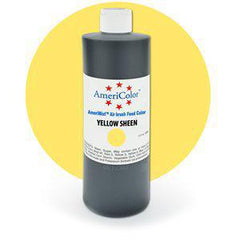 Yellow Sheen Airbrush 4.5oz