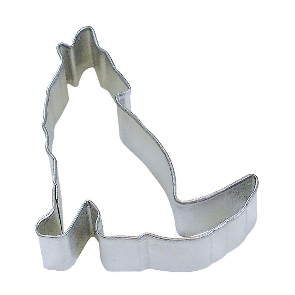 Coyote Cookie Cutter - 3""