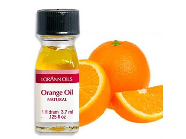 Orange Oil 1 Dram