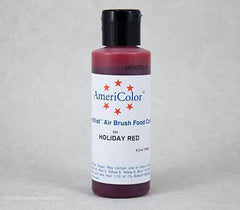 Holiday Red Airbrush 4.5