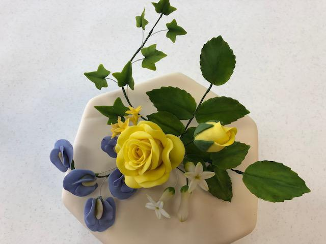 Basic Gumpaste -  Watch for next set of dates - from 10:00m to 4:pm