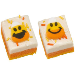 Candy Corn Faces - Pkg of 6