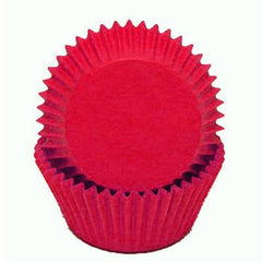 Baking Cups  - Warm Red - 50ct