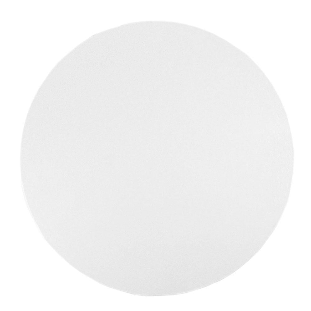 Cake Board - White Wrap - All Sizes - Single
