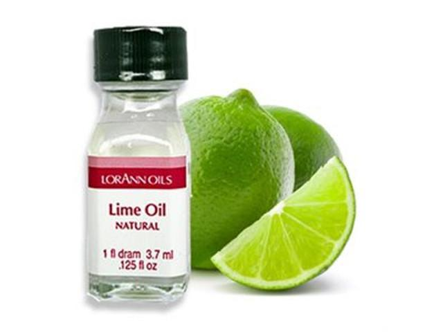 Lime Oil  1 Dram