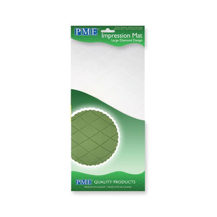 Impression Mat - Diamond Large - PME