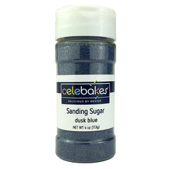 Sanding Sugar Dusk Blue - 4oz