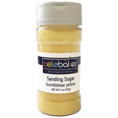 Sanding Sugar Bumblebee Yellow