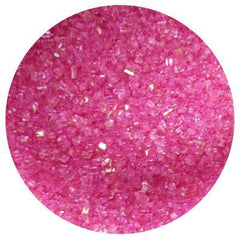 Sanding Sugar Raspberry Rose - 4oz