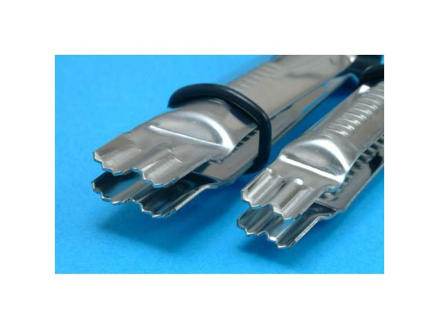 Crimper-C/S Serrated Set of 2