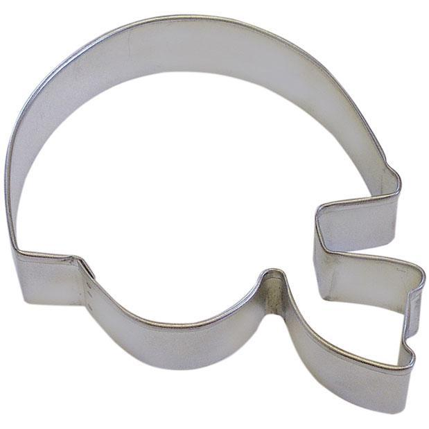 Football Helmet Cookie Cutter - 4""