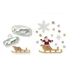 Sleigh Plunger - Set of 2