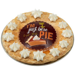 Here for the Pie Pop Top - Single