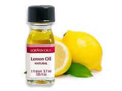 Lemon Oil 1 Dram