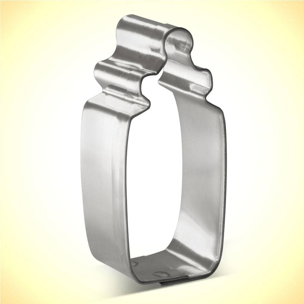 Baby Bottle Mini Cookie Cutter - 1.25""