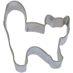 Cat or Halloween Cat Cookie Cutter - 3""