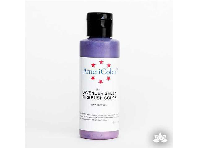 Lavender Sheen Airbrush 4.5