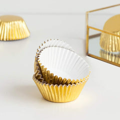 Baking Cups - Gold Mini - 25ct