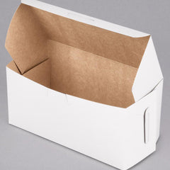 Cake Box - 8x4x4 - Cookie, Cupcake Box