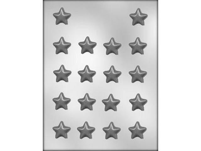 "Star 1 1/8"" Candy Mold"