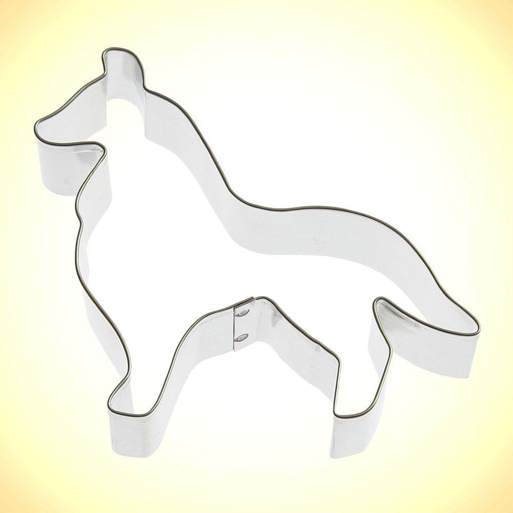 Collie Cookie Cutter - 4.75""