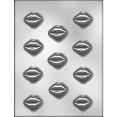 Lil Smooches Lips Chocolate Mold - 1-3/4