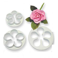 Five Petal Cutter Large - Set of 3