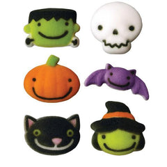 Frightful Friends Asst. - Pkg of 6