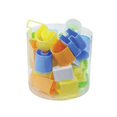 Alphabet Cutter Set - Colorful