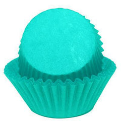 Baking Cups - teal Single