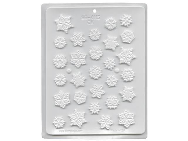Snowflake Hard Candy Mold