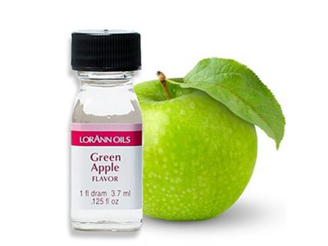 Green Apple Flavor 1 dram