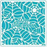 Happy Halloween Spiderweb