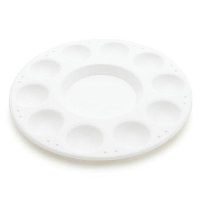 Paint and Water Tray Round
