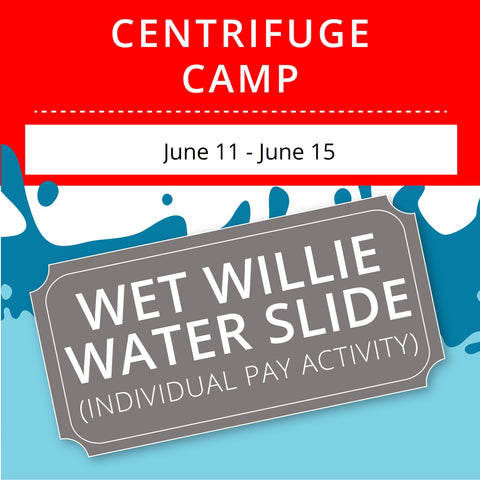 CentriFuge Camp -  Wet Willie