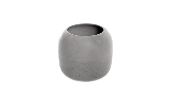 Concrete Storage Pot