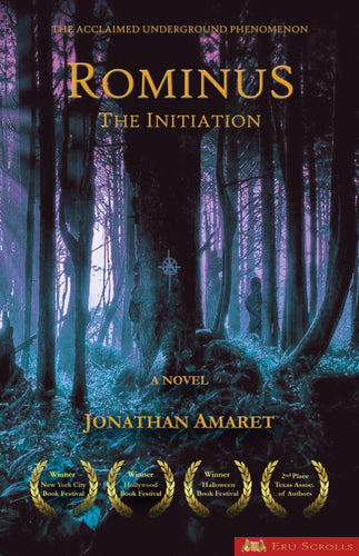 4th Edition </br>Rominus: The Initiation (Autographed)