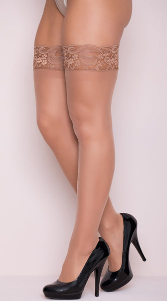 Nude Thigh High - Kelly's Kloset