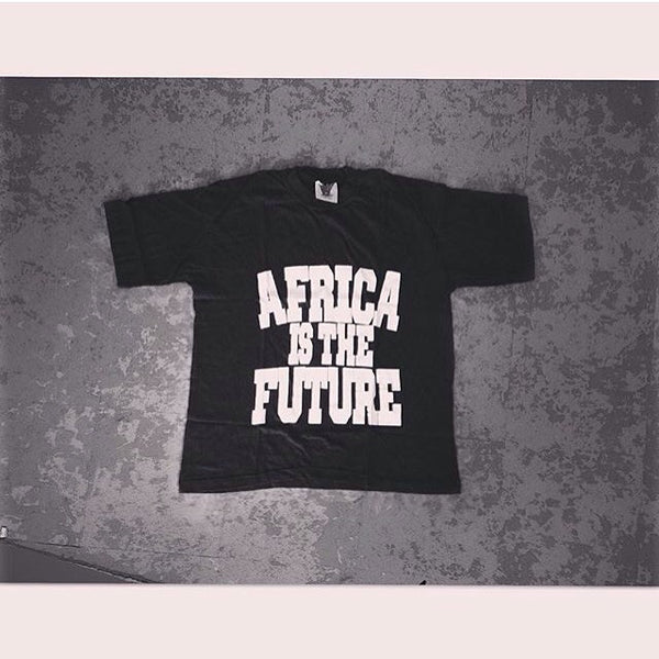 """AFRICA IS THE FUTURE"" SHIRT"