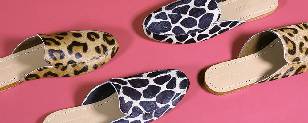 Mules Slides With Embellishment For Women