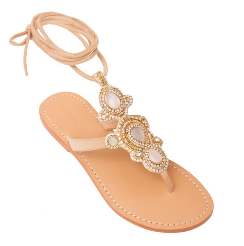 balboa sandals worn on Meghan Markle
