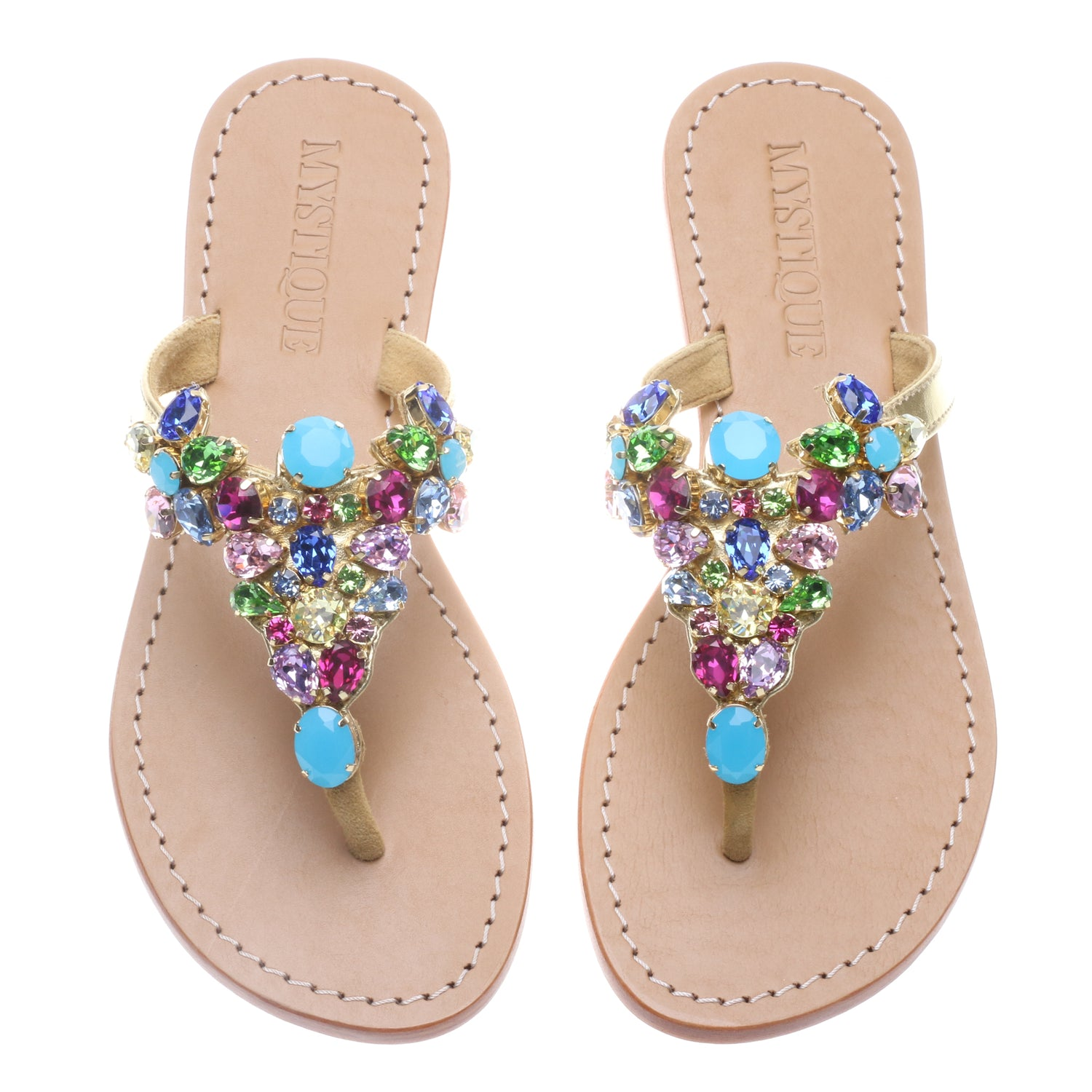 Basel - Mystique Sandals