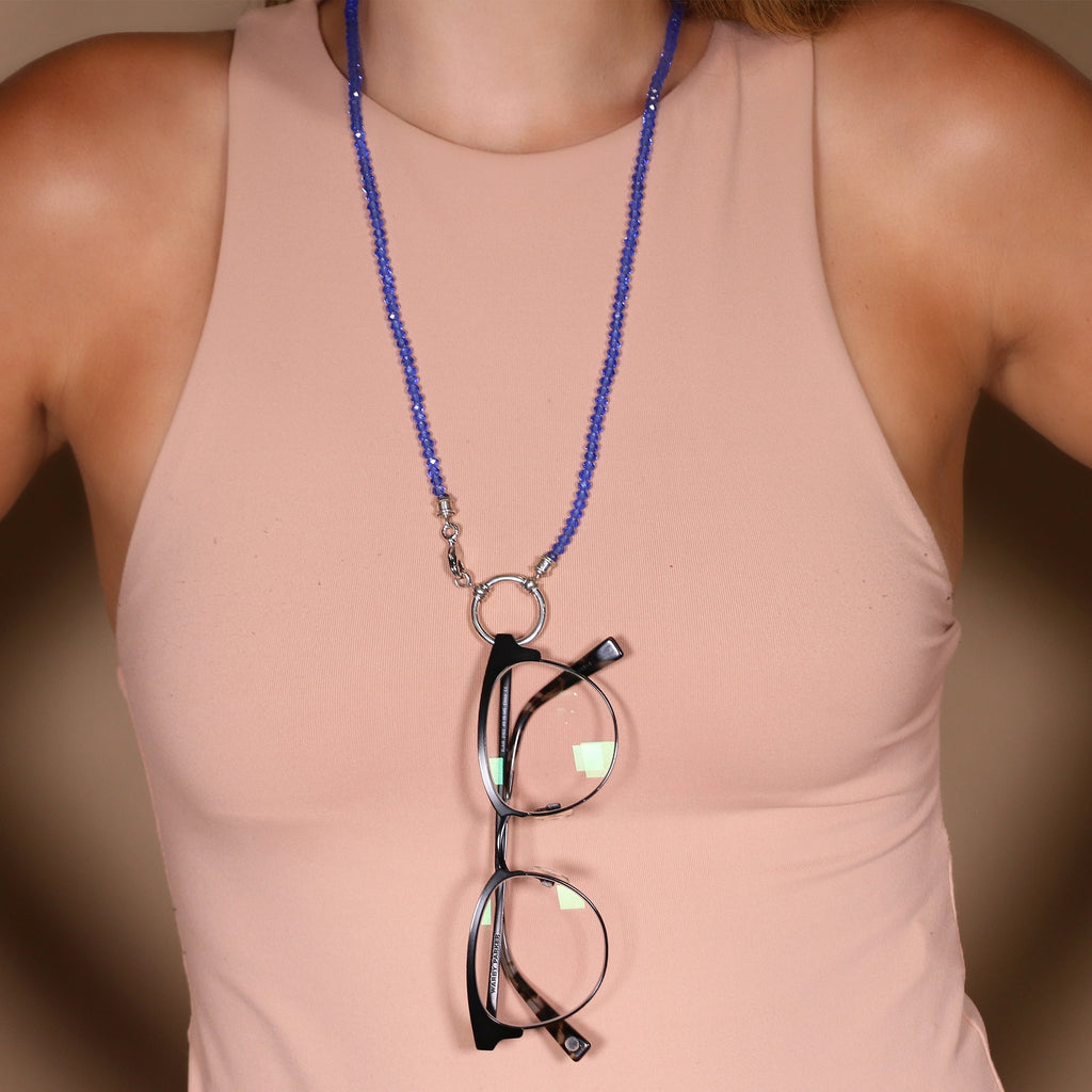 LUNA - EYEWEAR HOLDER NECKLACE