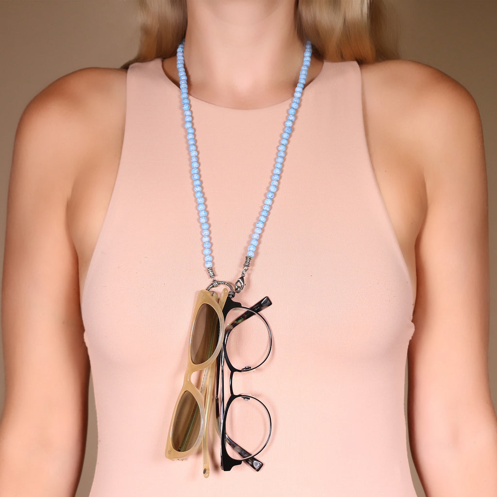 AMELIA - EYEWEAR HOLDER NECKLACE