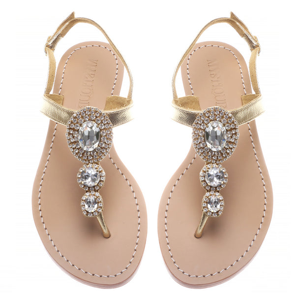 Gold Tier - Mystique Sandals