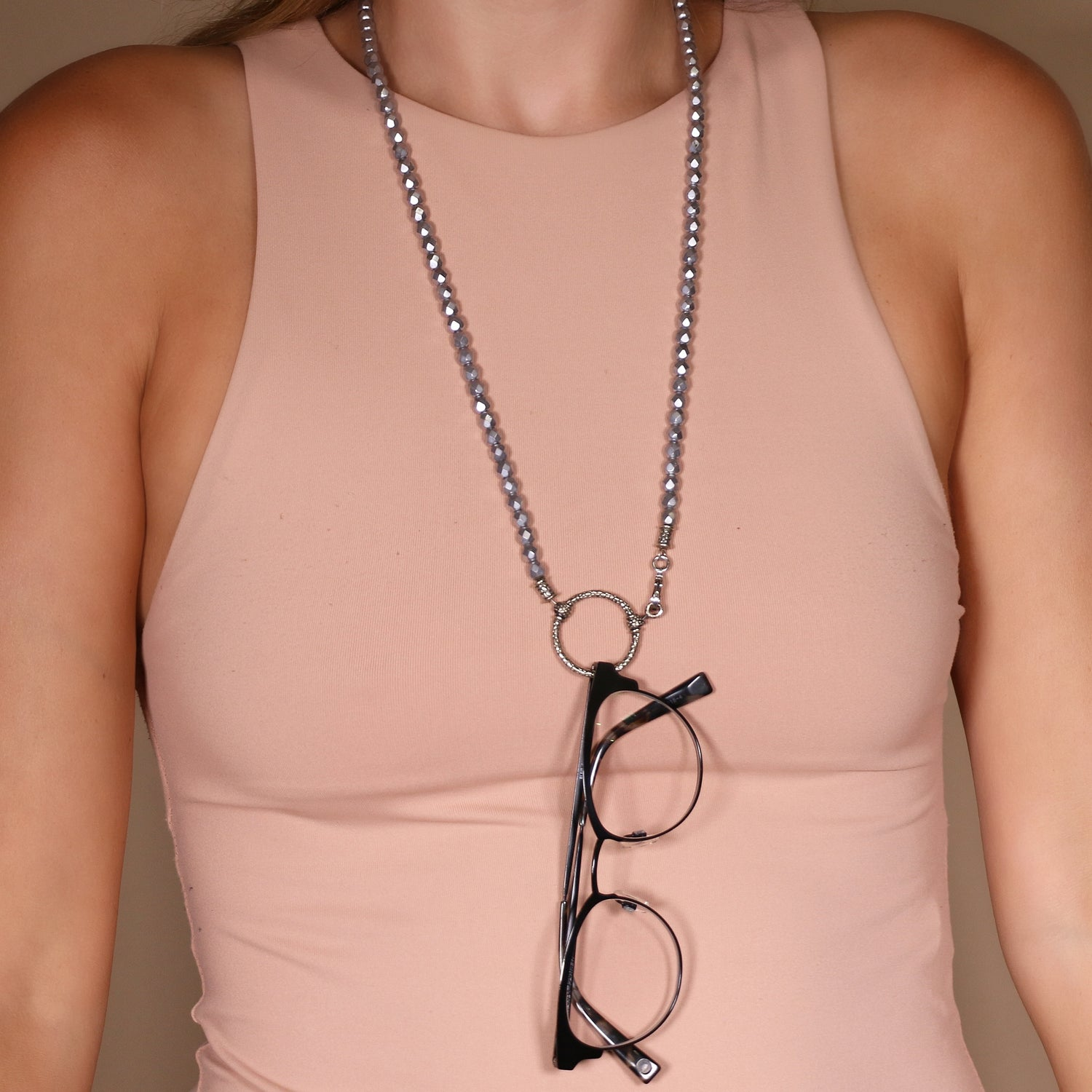 OLIVIA - EYEWEAR HOLDER NECKLACE