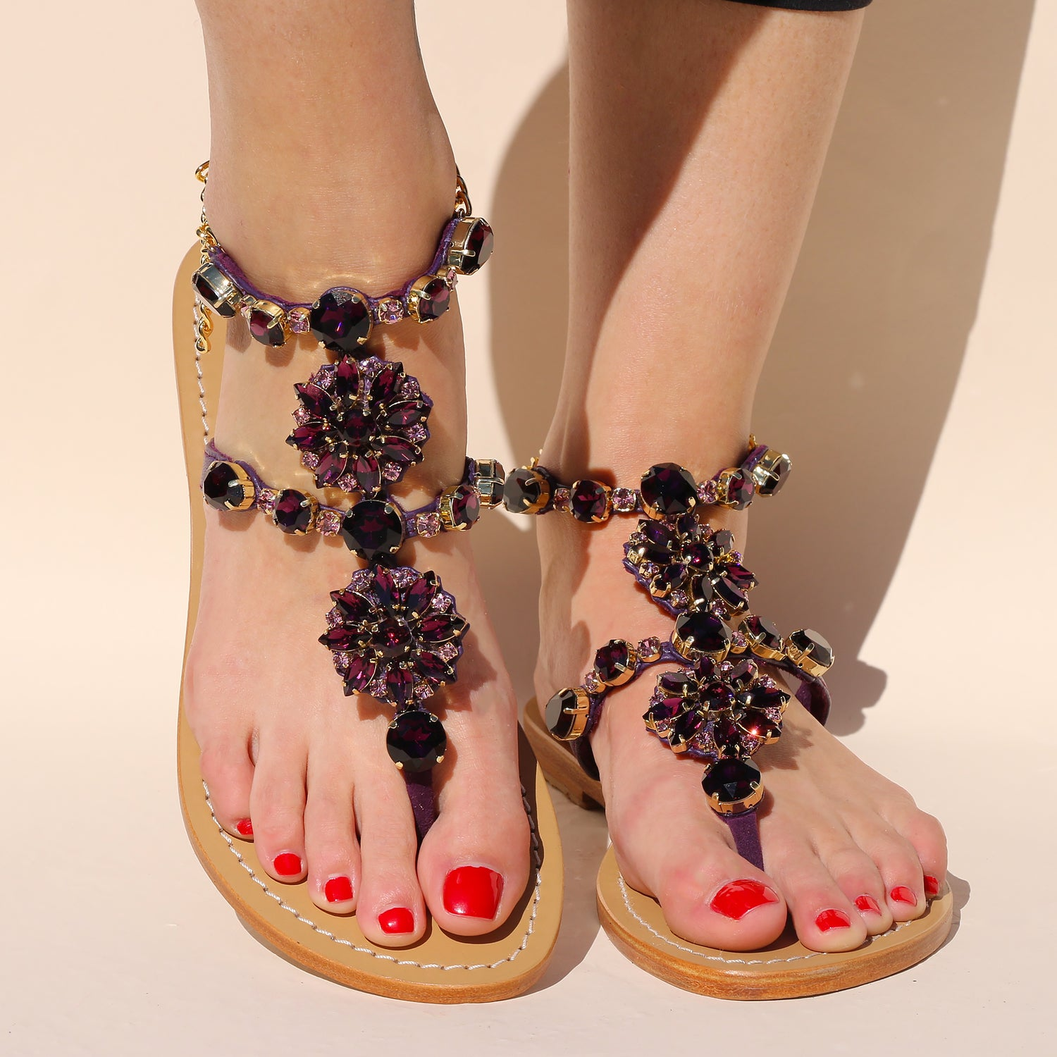 Bristol - Mystique Sandals