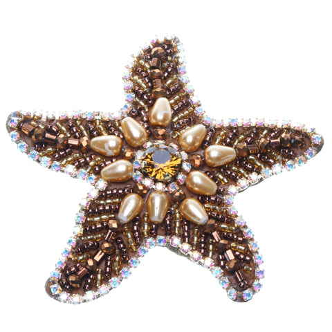 Bronze Starfish - Mystique Sandals