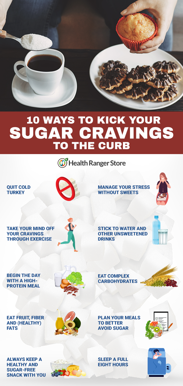 How to detox from sugar